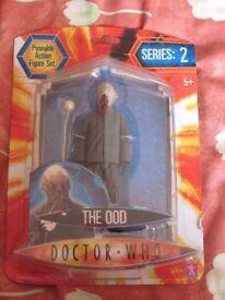 Doctor Who Ood figure