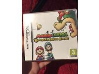 Mario and Luigi, Browser's inside story- for Nintendo DS