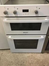 White Built in Electric Hotpoint Oven Fully Working Order Vgc Just £50 Sittingbourne