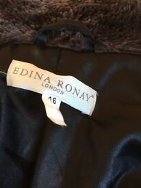 Ladies Edina Ronay coat
