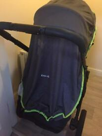 Koo-di pack it sun and sleep stroller/buggy cover