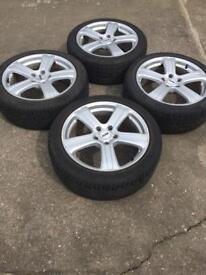 Alloy wheels ZCV