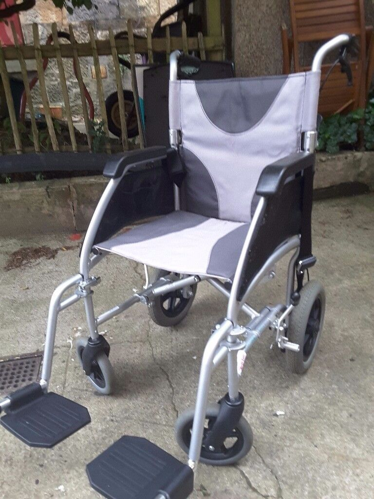 Enigma Drive Wheelchair