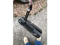 £100 for an odyssey black tour series ix putter #1 style swap for a Scotty