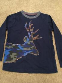 Mini Boden T-Shirt, age 4-5 years