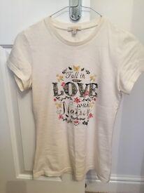 Barbour t-shirt size 10.