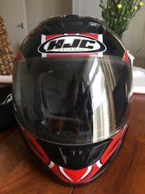 HJC size M fiber glass helmet