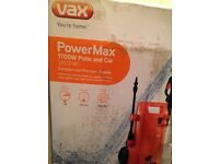 POWERMAX 1700W Patio and Car compact pressure washer