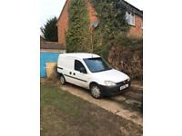 Vauxhall combo 57 crew spares or repairs