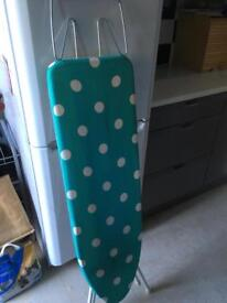 Ironing board and airers