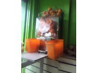 Commercial juicer for cafe restaurant orange juicer