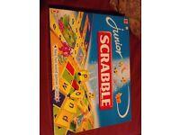 Junior Scrabble, age 5-10