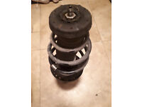 VAUXHALL ASTRA J MK6 SUSPENSION SHOCK ABSORBER + COIL SPRING