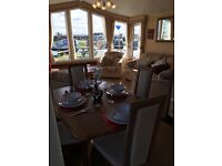 Luxury static caravan for sale on the east coast of Yorkshire