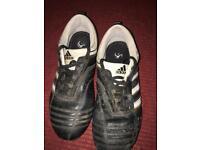 Size 3 Adidas adiNova boots