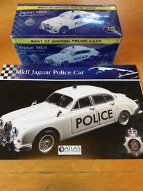 Best of British Police Cars Jaguar MK11
