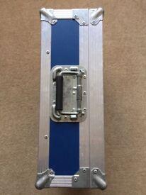 1 X Mixer Flight Case. Suitable For Pioneer / Allen & Heath