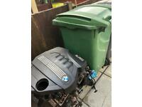 Bmw N47D20C all engine parts available low mileage engine