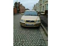 52 plate volvo s40 1.6ltr petrol 5speed 120k (px or offers welcome)