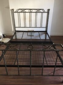 Double bed frame £15