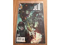 Sealed Justice League United Comic #15