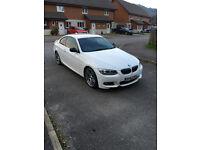 2012 WHITE BMW 3 SERIES 2.0 318I SPORT PLUS 2DR