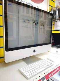 iMAC Desktop with keyboard and mouse