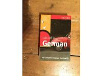 Take Off in German - language learning pack