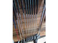 Dunlop golf clubs full set