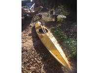 GRP kayak