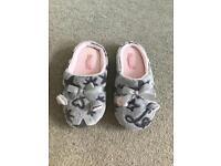 Brand new next slippers