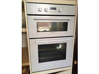 Hotpoint electric double oven & grill