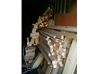 Load of Stud Timber