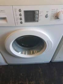 Sorry sold Bosch 7 kg washing machine been serviced warranty n free delivery and connect it