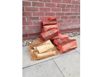 Fire Logs/Fire Wood £4 each or 3 for £10