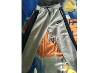 Boys Nike air max tracksuit (grey)
