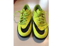 Nike Hypervenom Astro football boots UK size 1