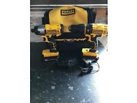 Stanley FatMax Cordless Drill & impact driver