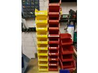 28 storage containers