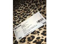 Jessie J Ticket