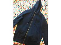 Sik silk hoodie men's size small