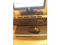 HP Compaq Computer