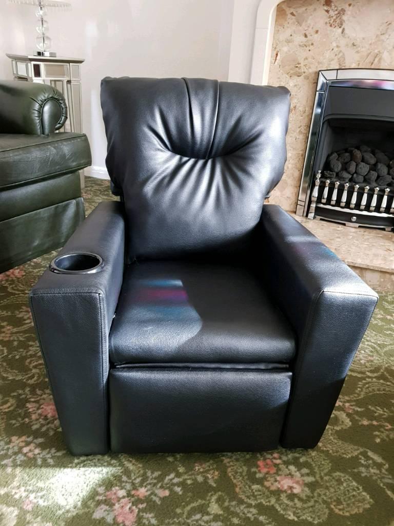 Children's Recliner Arm Chair