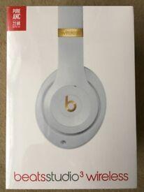 Beats Studio 3 Wireless Noise Cancelling Headphones - Brand New Unopened