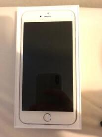 IPhone 6s Plus silver 16gb