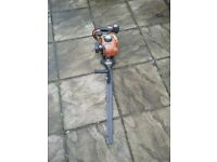 3 X Petrol Hedge trimmers