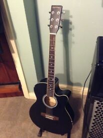 Electro Acoustic Eastwood Guitar