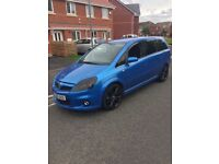 VAUXHALL ZAFIRA VXR FULLY FORGED ( ITS AN ANIMAL )