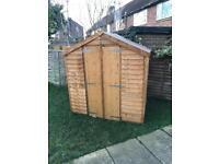 Garden shed - unused