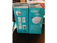 Aqua Optima Water Filter Fridge Jug with additional Filters - NEW